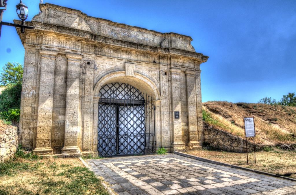 Очаківські ворота, Херсон / commons.wikimedia.org