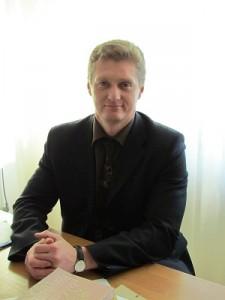 Професор Андрєєв В.М. / www.kspu.edu