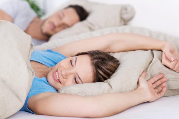 Не забувайте добре спати. Це теж важливо, аби схуднути. Фото racorn/Depositphotos
