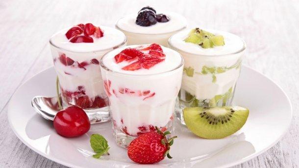 Йогурт / dpchas.com.ua