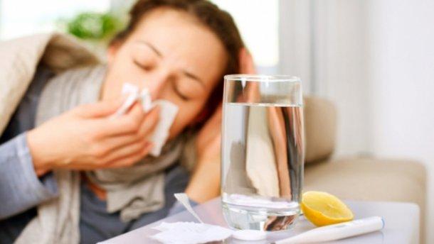 Застуда / Фото з відкритих джерел