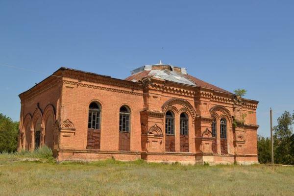 Григоріє-Бізюків монастир, с. Червоний Маяк / thecity.com.ua