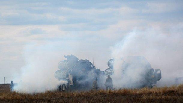 Військові навчання біля Криму / Фото з відкритих джерел